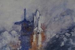 Shuttle Launch STS 2