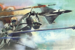 Paul Salmons Mirage Fighter.