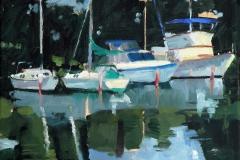 Solomons Island boats 2