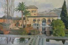 Alhambra in December